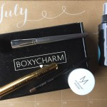 Boxycharm July 2015