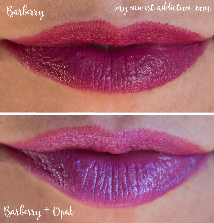 Bite Beauty Frozen Berries Matte Creme Lipstick Bayberry + Opal