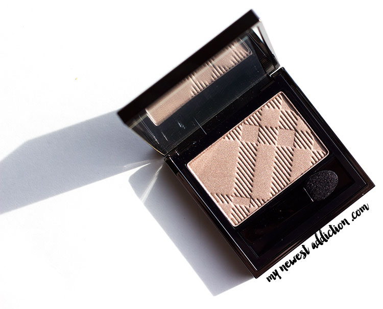 Burberry Pale Barley Eyeshadow Review