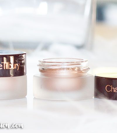 Charlotte TIlbury Eyes To Mesmerise Cream Shadow Review and Swatches