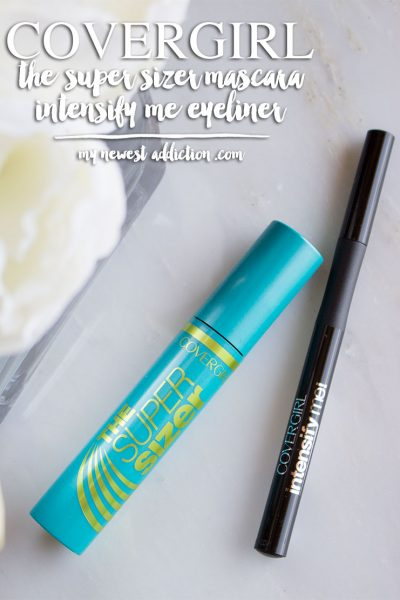 Covergirl | The Super Sizer & Intensify Me Review