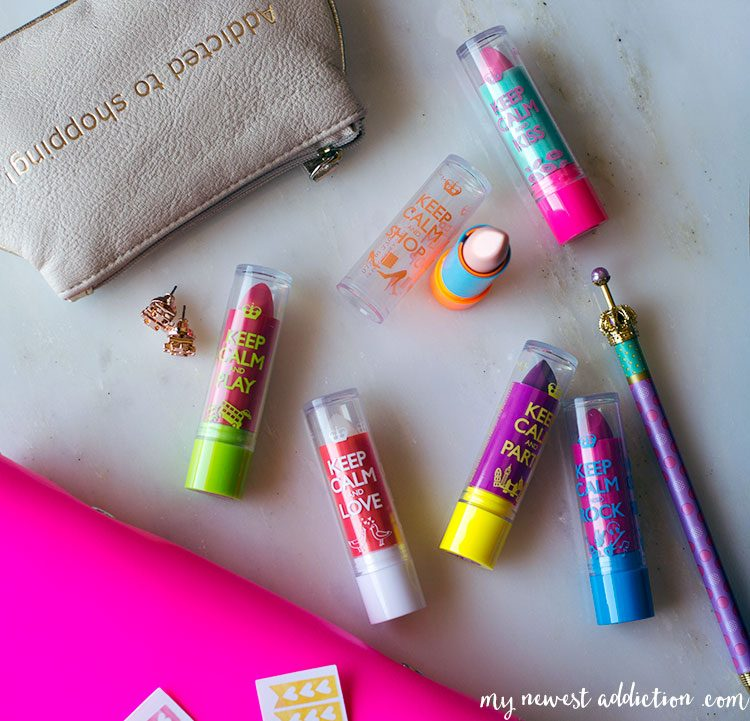 What's in my Bag | Keep Calm and Lip Balm