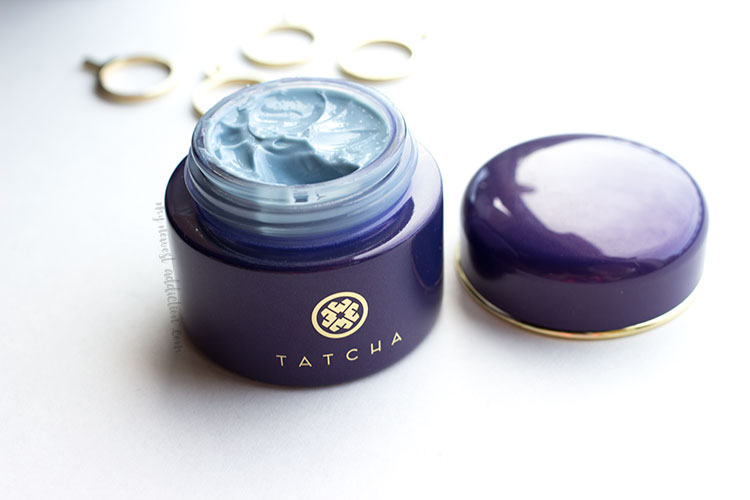 TATCHA Indigo Soothing Triple Recovery Cream Review