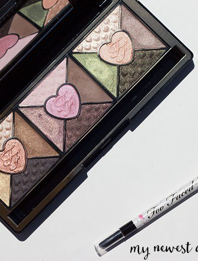 Too Faced Love Palette Review and Swatches