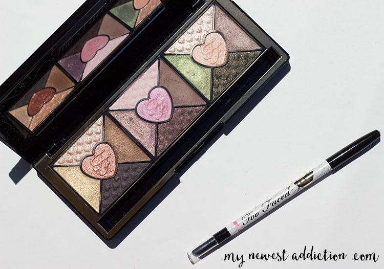 Too Faced Love Palette Review