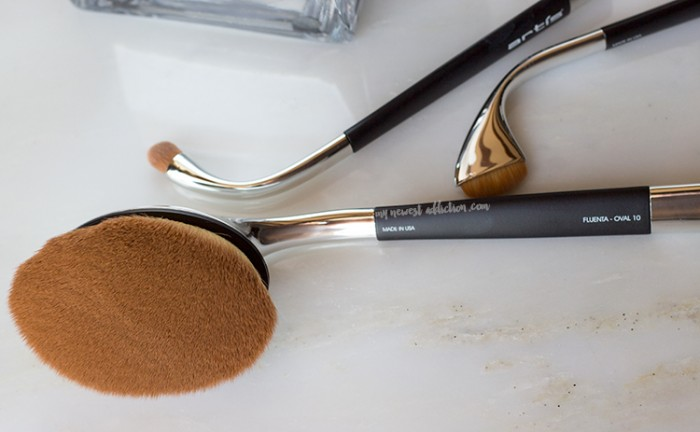 Artis Fluenta Makeup Brushes