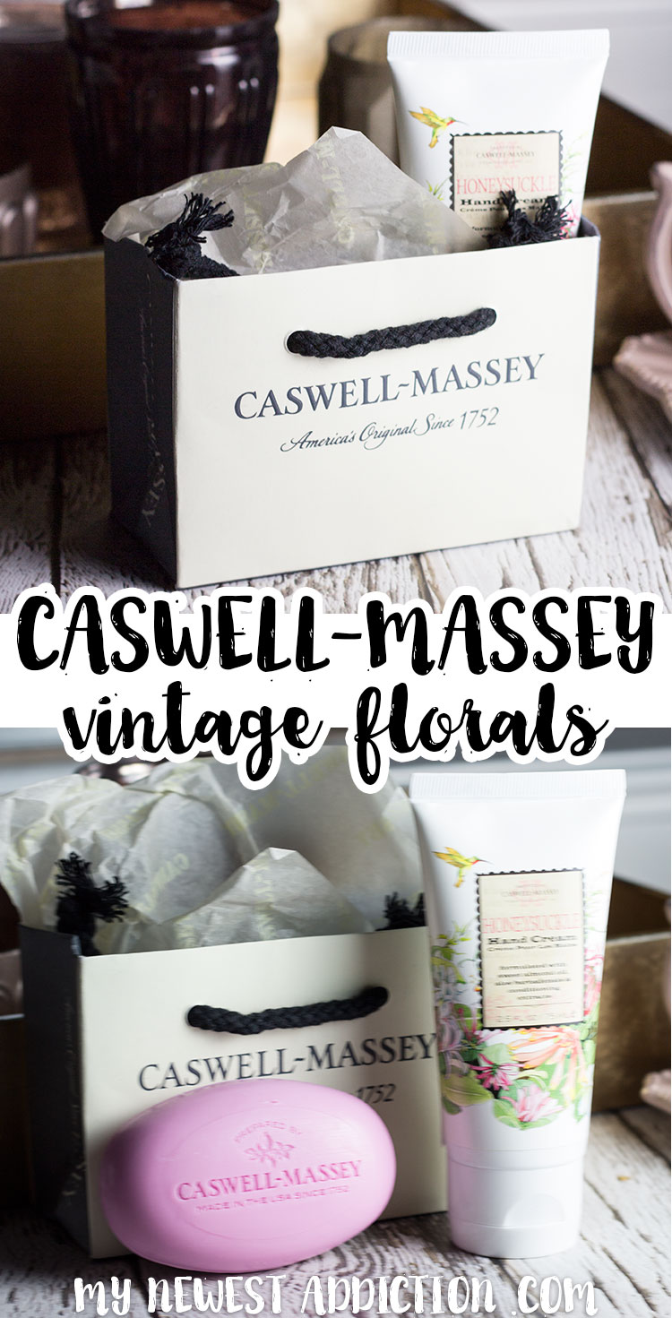 Caswell-Massey Vintage Florals