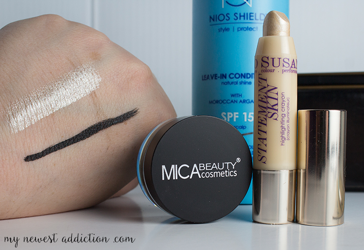 Boxycharm August 2015 | Swatches