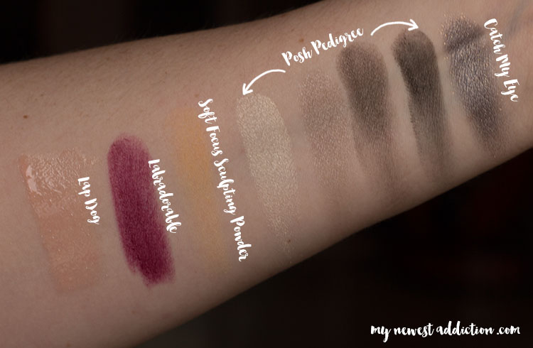 MAC Haute Dog | Swatches