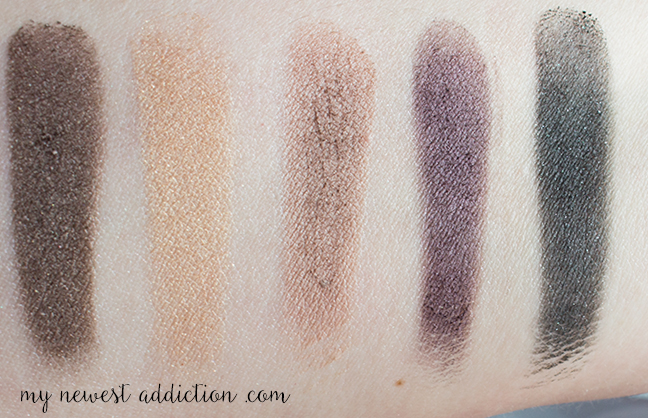 Boxycharm August 2015 | Reveal3d Swatches