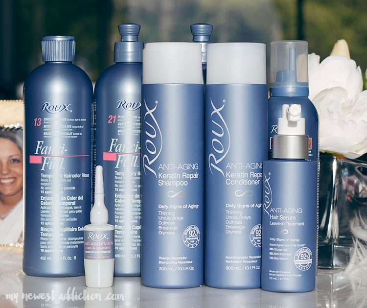 Roux Anti-Aging Hair Care