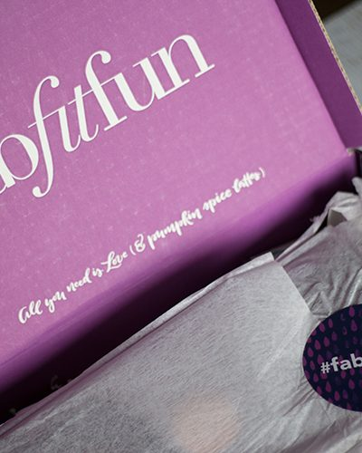 FabFitFun | The Fall Edition