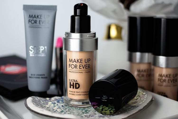 MAKE UP FOR EVER | Ultra HD Foundation