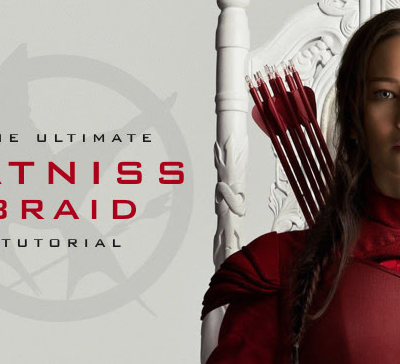 The Hunger Games | Katniss Braid Tutorial