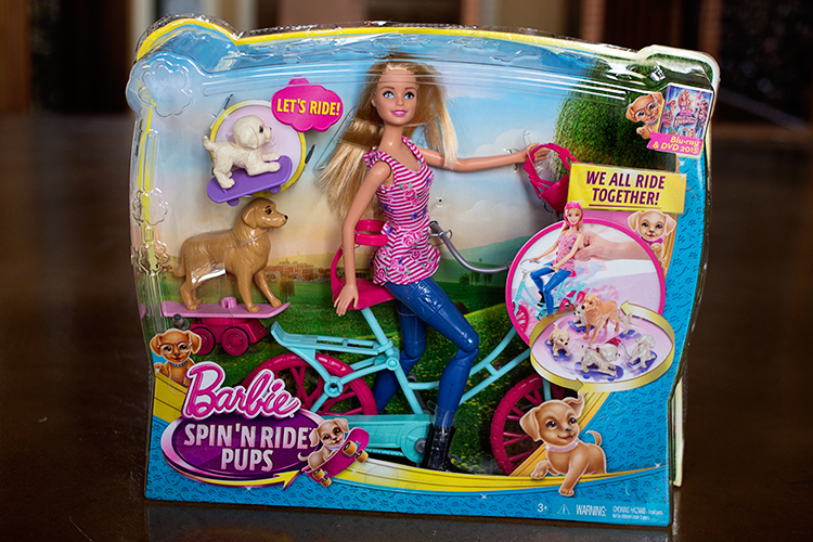 "Barbie Toys at Toys""R""Us"