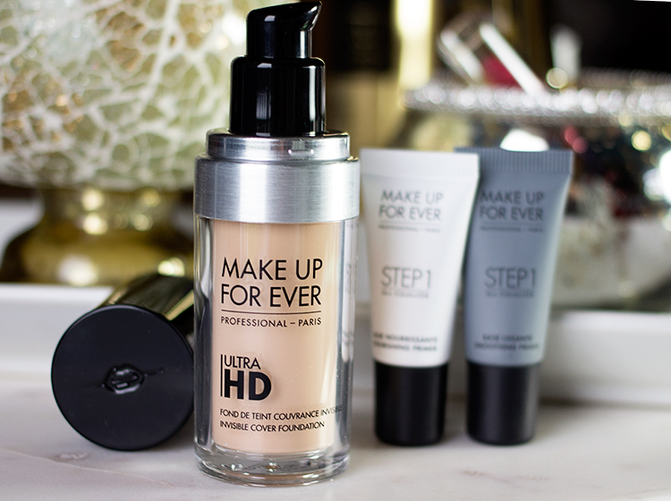 Holiday Beauty Edit | Make Up For Ever Ultra HD Foundation