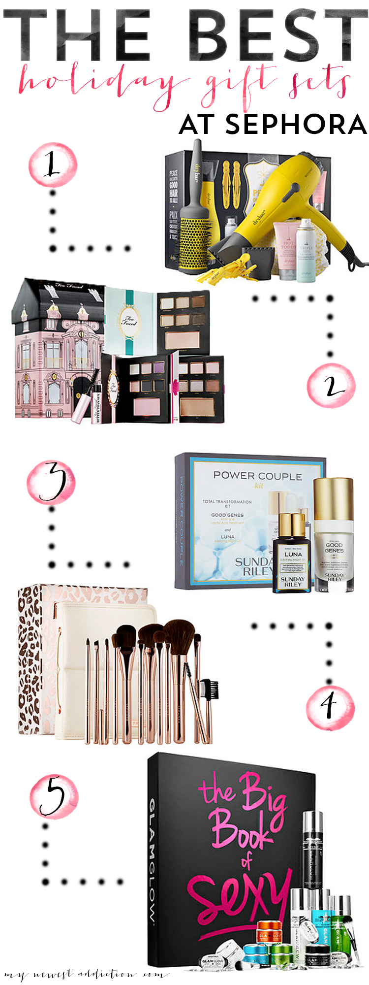 The Best Holiday Gift Sets at Sephora