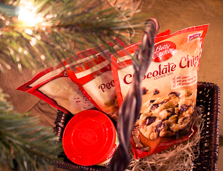 Spread Cheer with Betty Crocker Cookie Mix