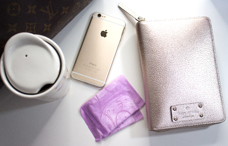 4 On The Go Must Haves