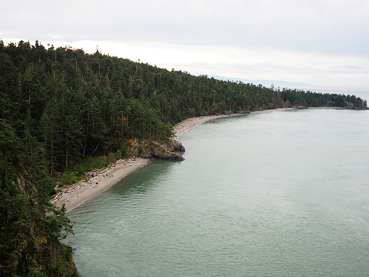 Sight Seeing at Deception Pass