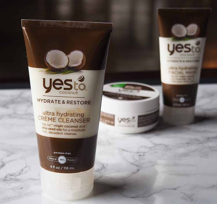 Yes To Coconuts Creme Cleanser