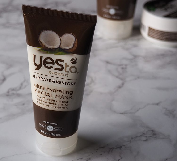 Yes To Coconuts Facial Mask