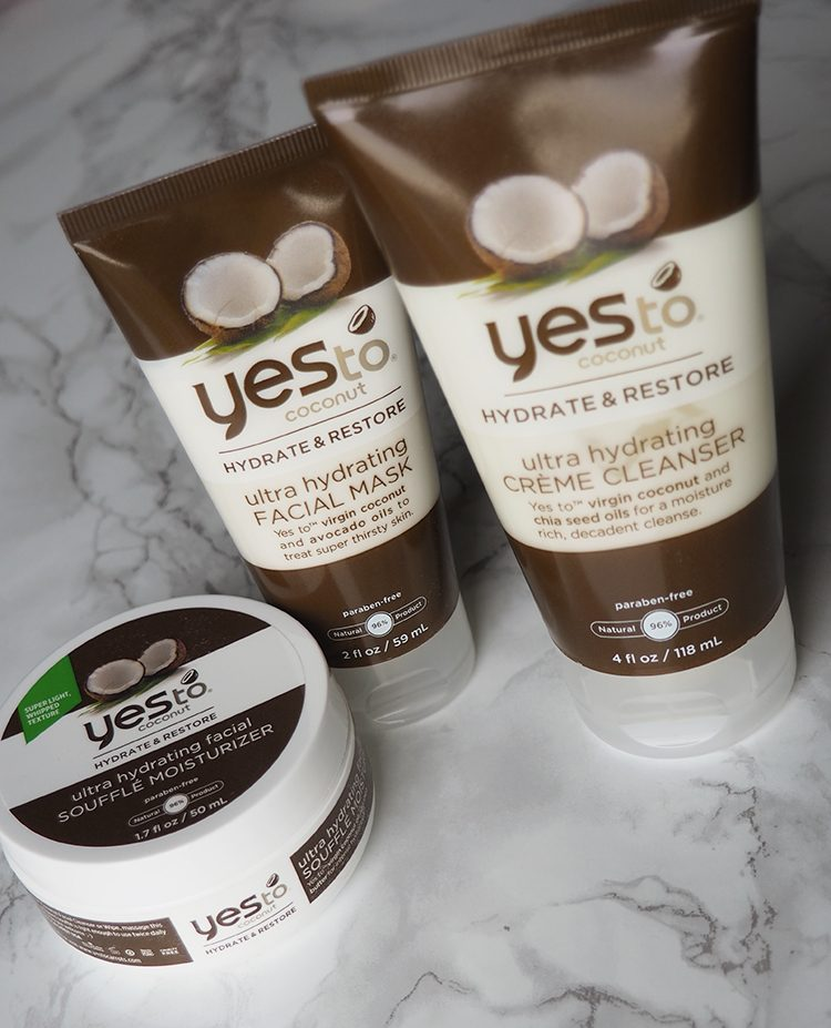 Yes To Coconuts Skincare
