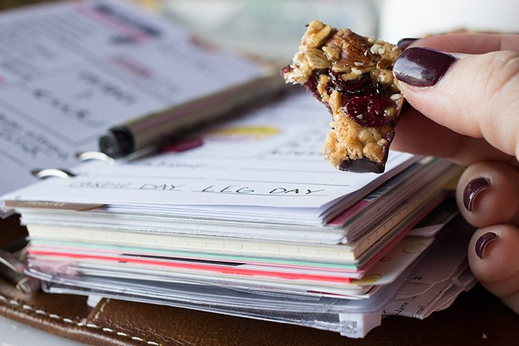 goodnessknows snack squares | goodnessknows I need Balance