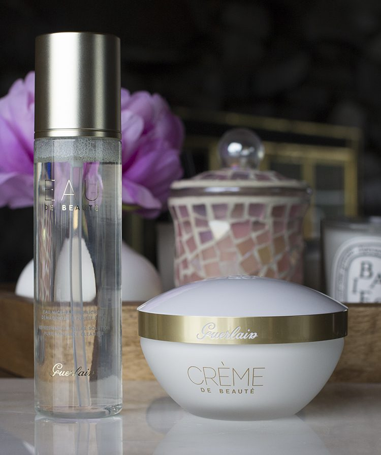 Guerlain Skincare | The Double Cleanse