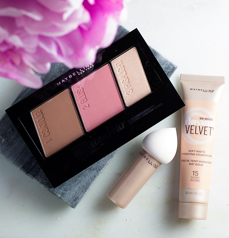 Maybelline Master Your Contour