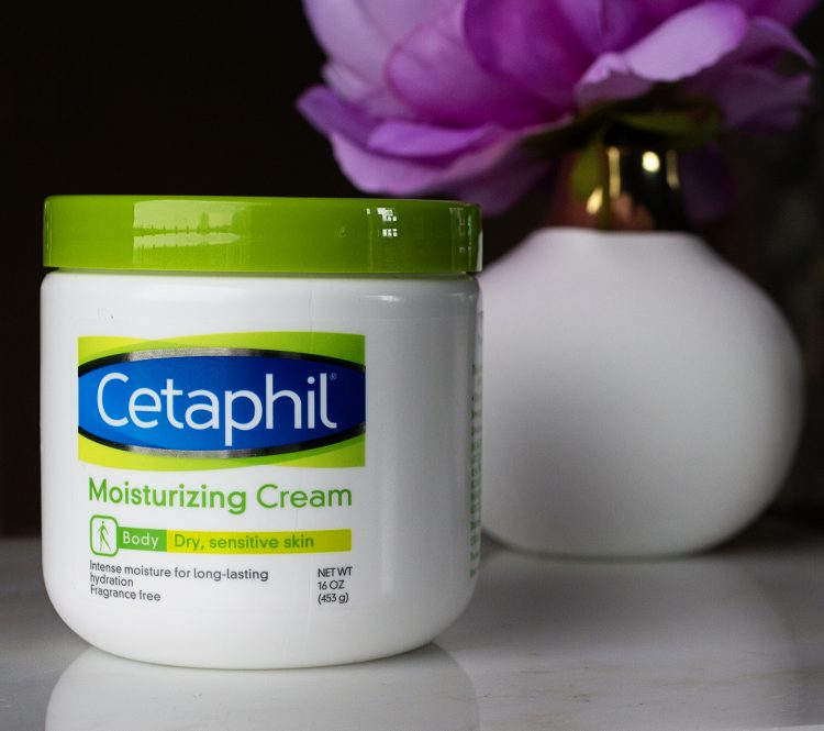 Feel Beautiphil with Cetaphil Staples | Moisturizing Cream