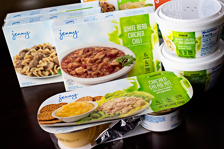Jenny Craig Weight Loss Starter Kit | Lunch