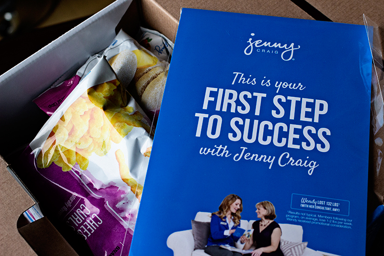 Jenny Craig Weight Loss Starter Kit | Unboxing