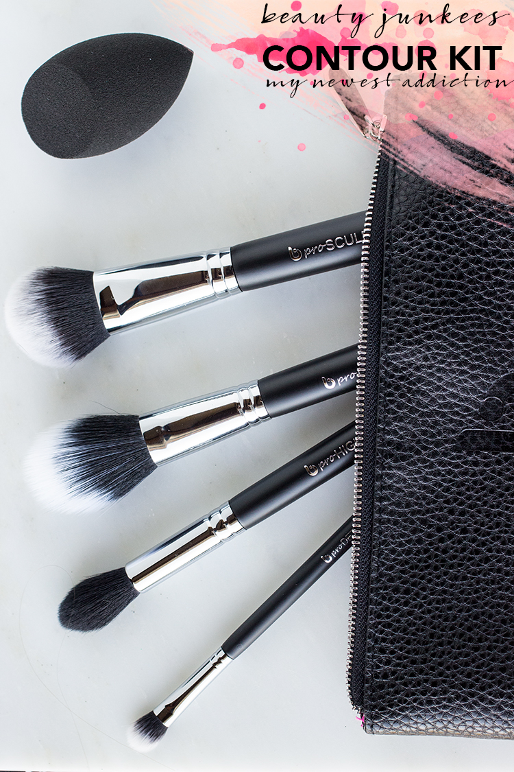 Highlight makeup brush