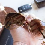 Frame Boutique Burberry Sunglasses