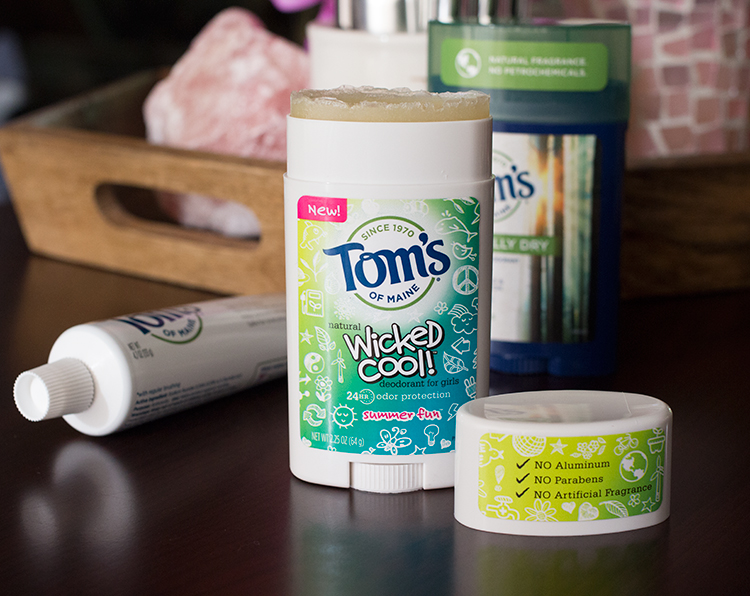 Tom's of Maine | Wicked Cool Deodorant