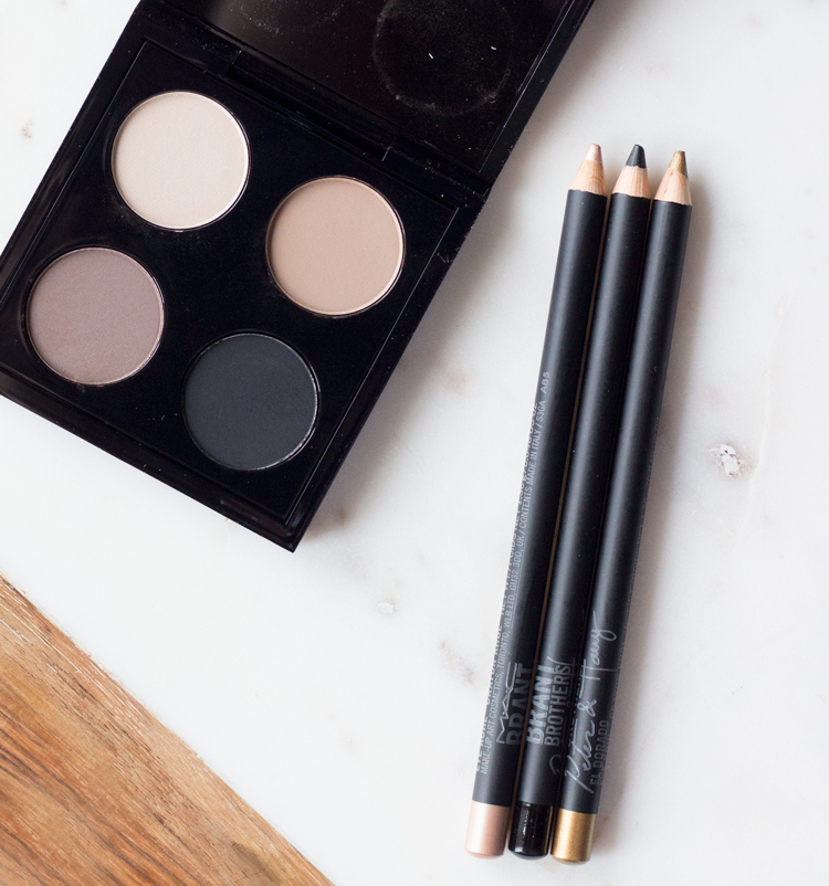 MAC Brant Brothers Collection Eye Shadow Quad and Kohls