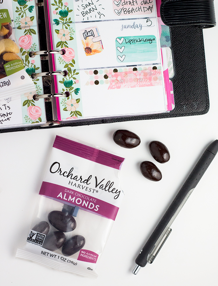 Orchard Valley Harvest Chocolate Almonds