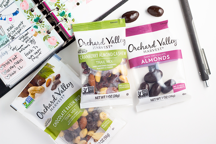 Orchard Valley Harvest Snacks