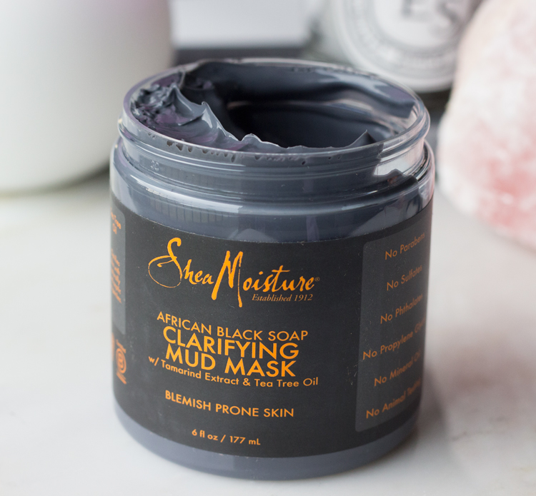 SheaMoisture Clarifying Mud Mask