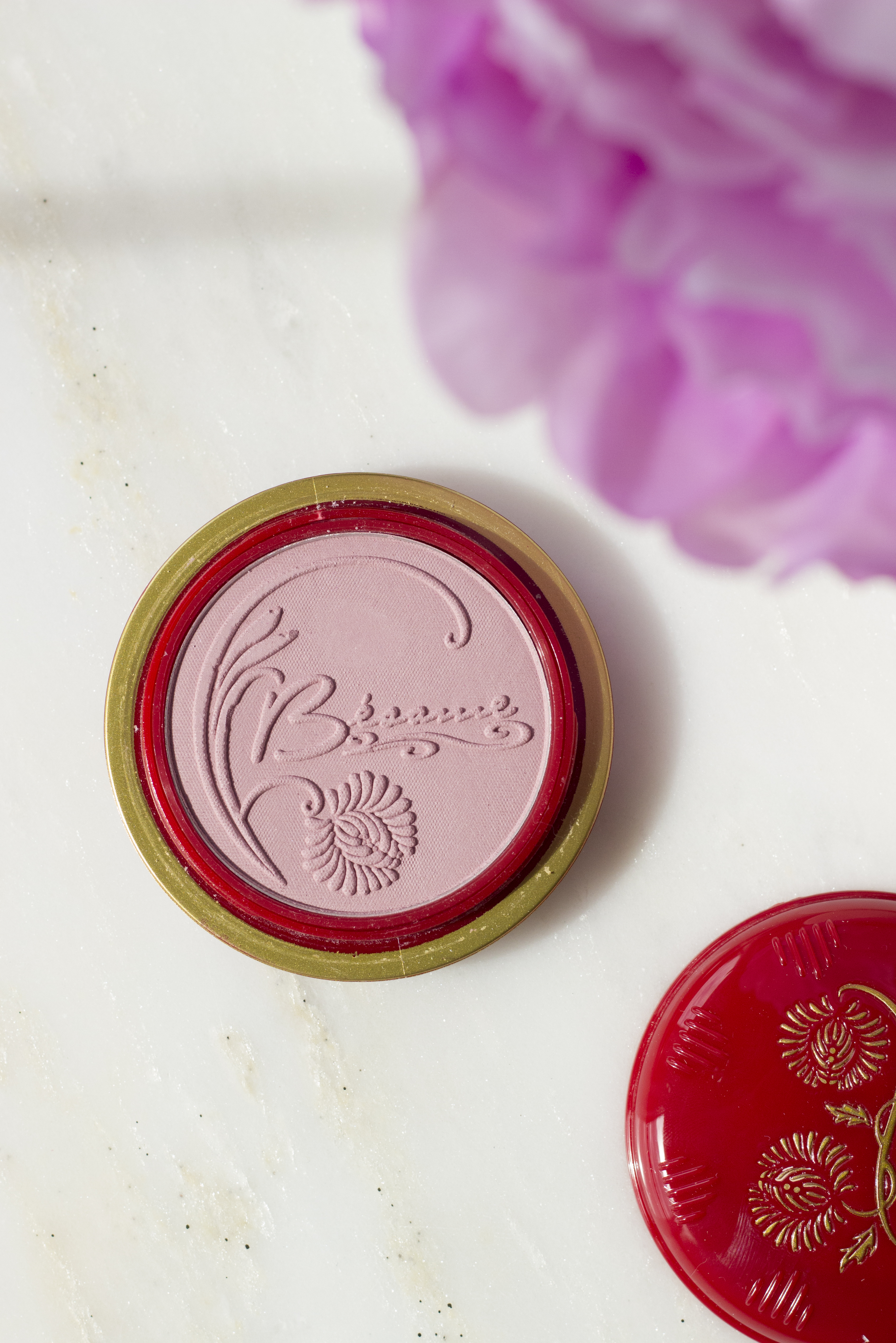 Besame Delicate Rouge in Raspberry