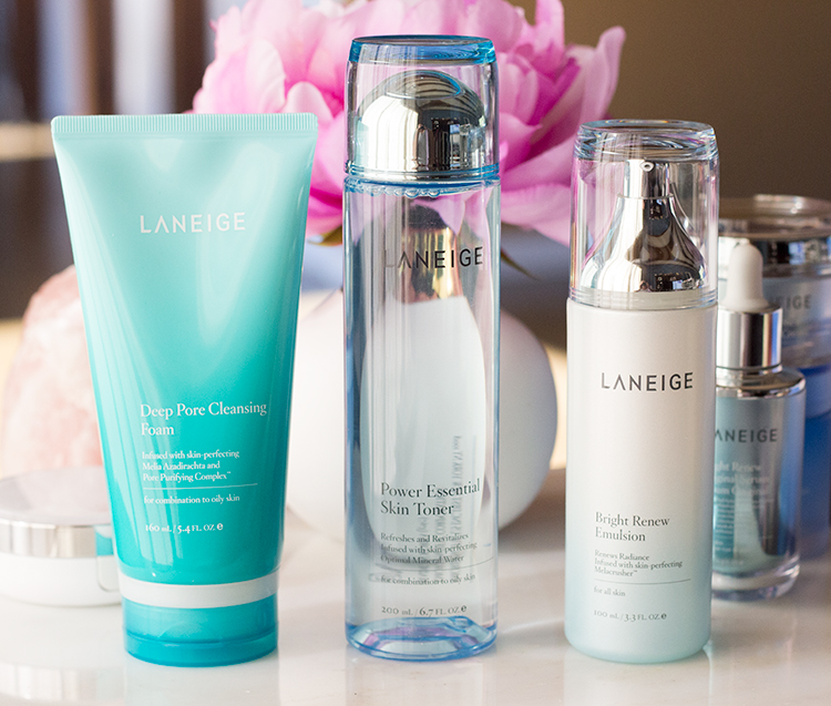 Laneige Cleanse Clarify Balance