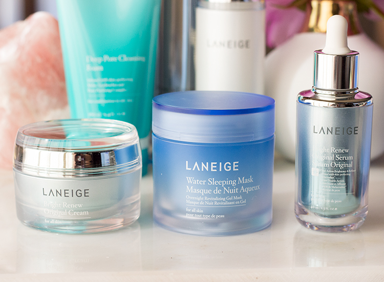 Laneige Treat Moistureize Revive