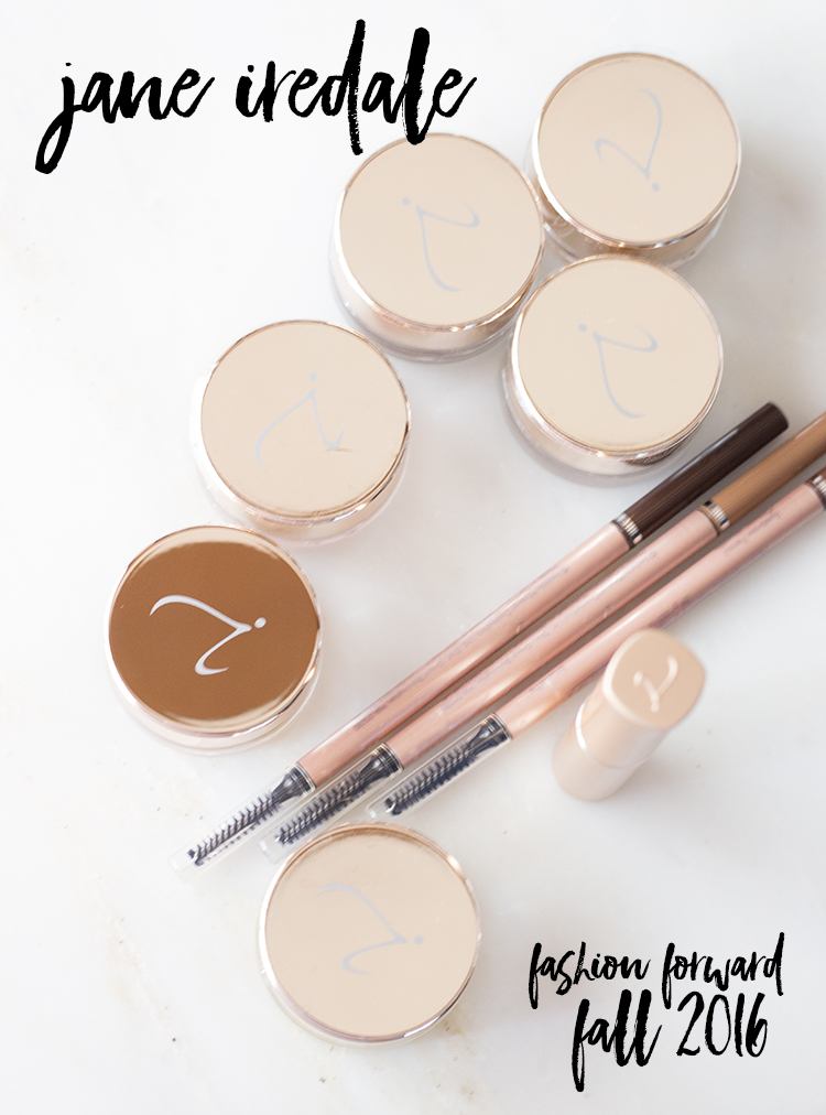 Jane Iredale Fashion Forward Fall 2016 Collection
