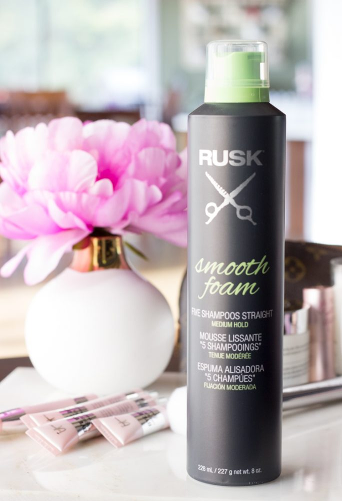 Rusk Smooth Foam