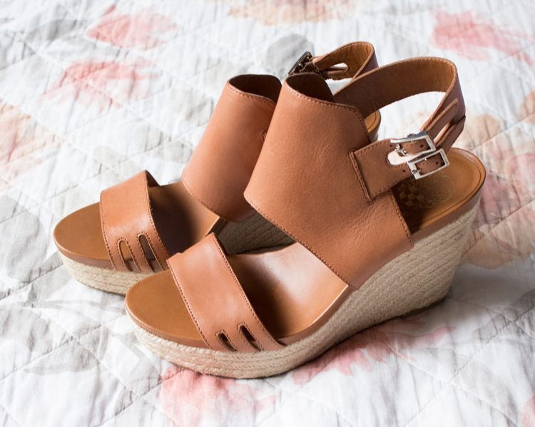 Three Up Haul | Vince Camuto Wedges