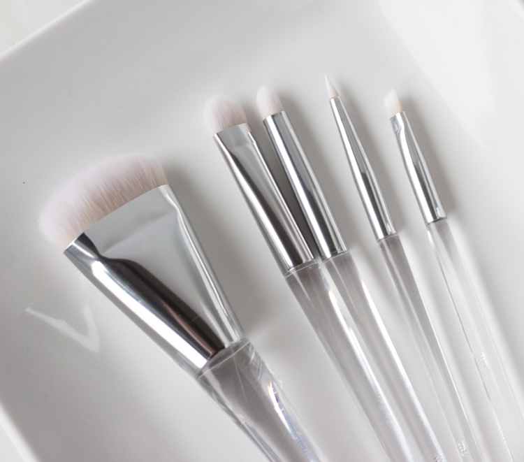 e.l.f. Beautifully Precise Brushes