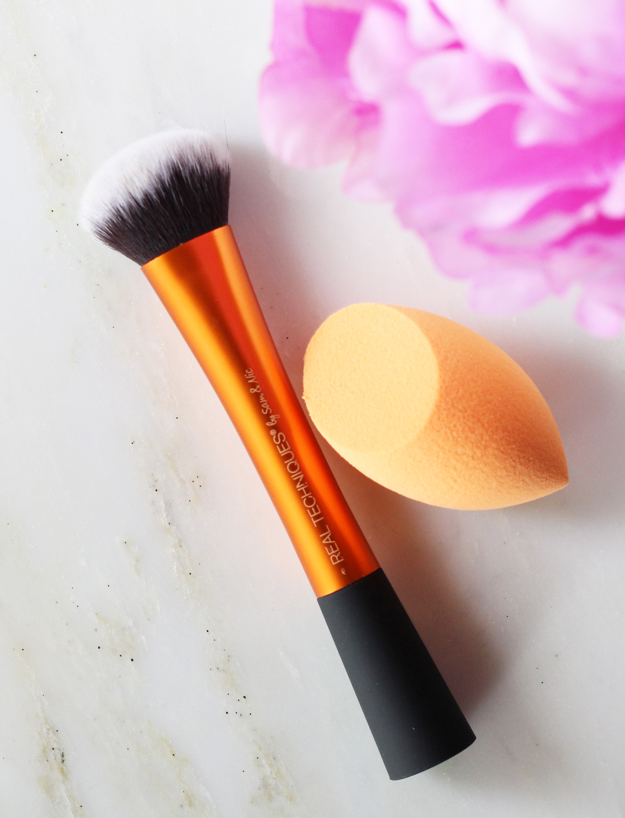 My Favorite Brushes from Real Techniques