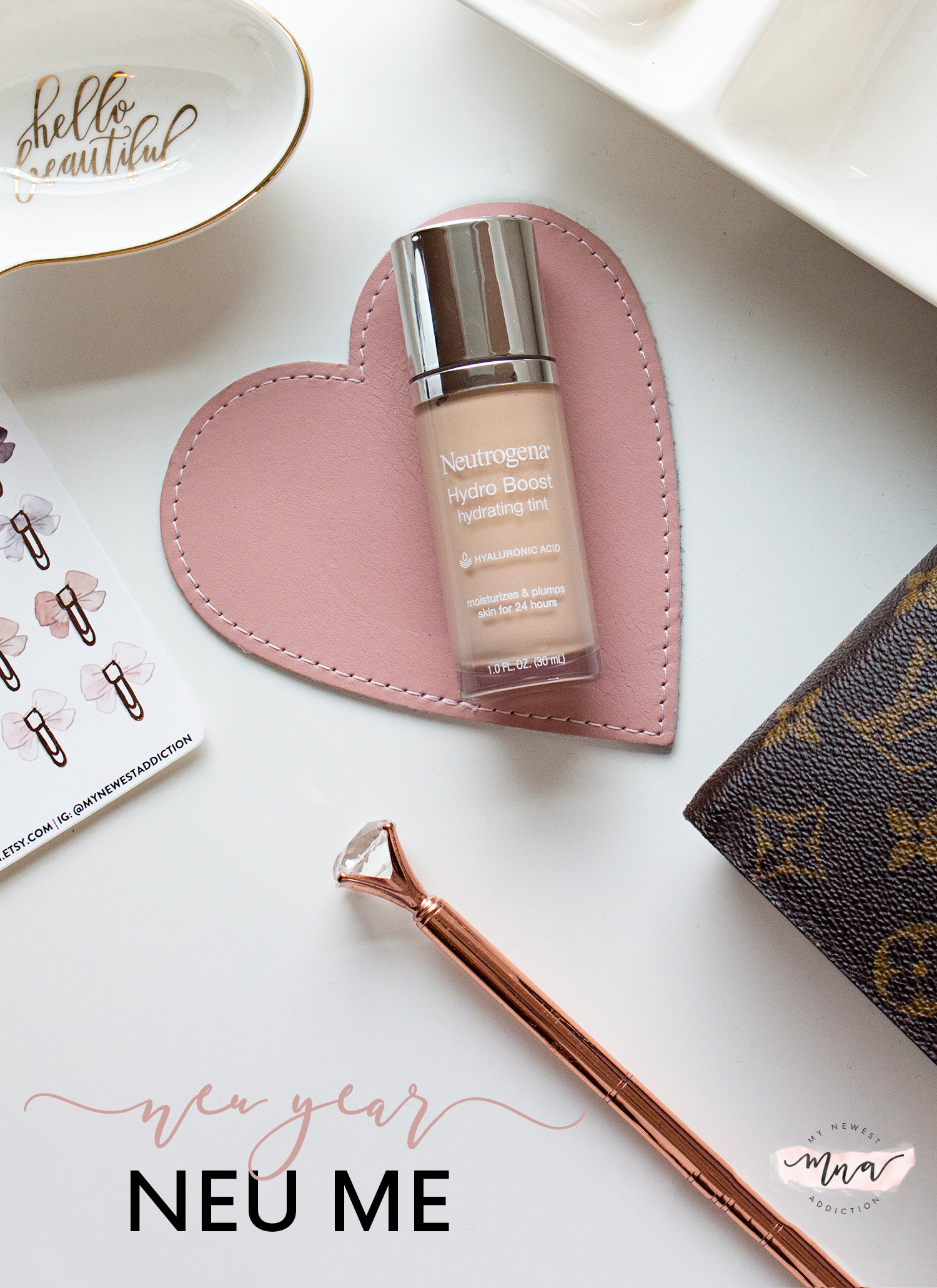 Neutrogena Hydro Boost Foundation